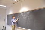 Anthony Bosman illustrates Knot Theory