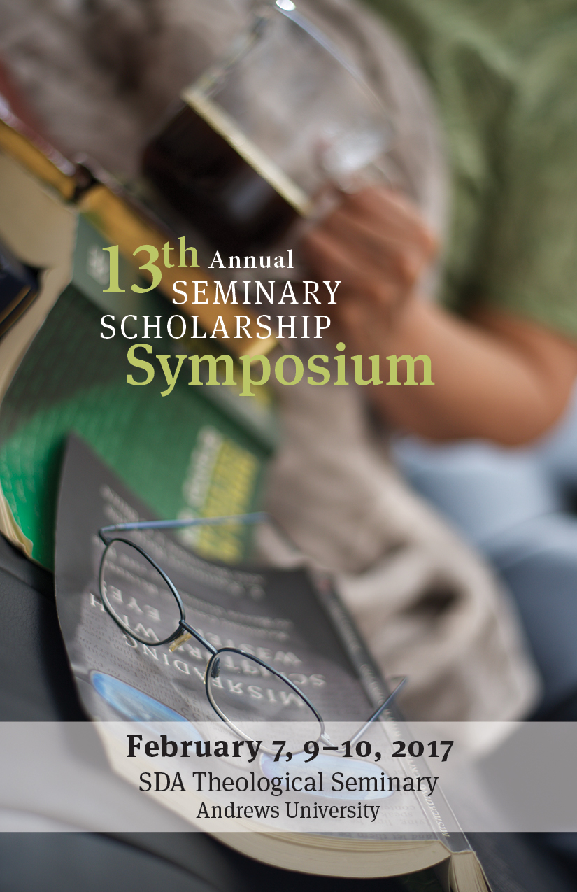 13th Annual Seminary Scholarship Symposium