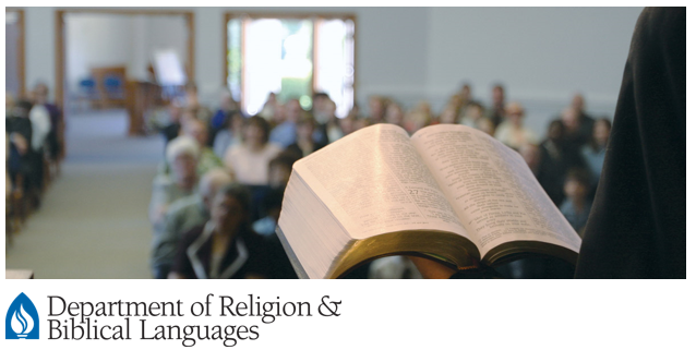 Religion & Biblical Languages