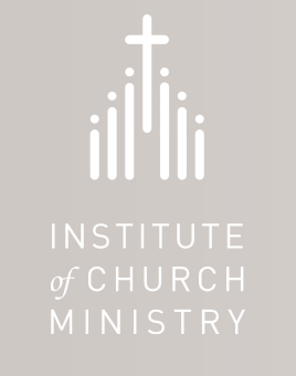 Institute of Church Ministry