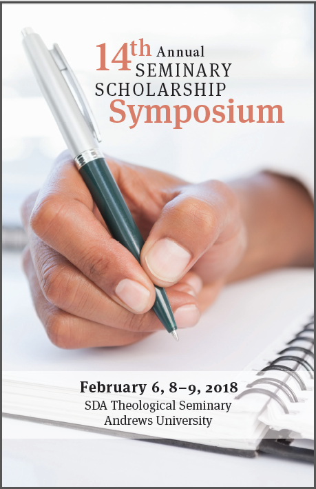 14th Annual Seminary Scholarship Symposium