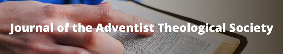 Journal of the Adventist Theological Society