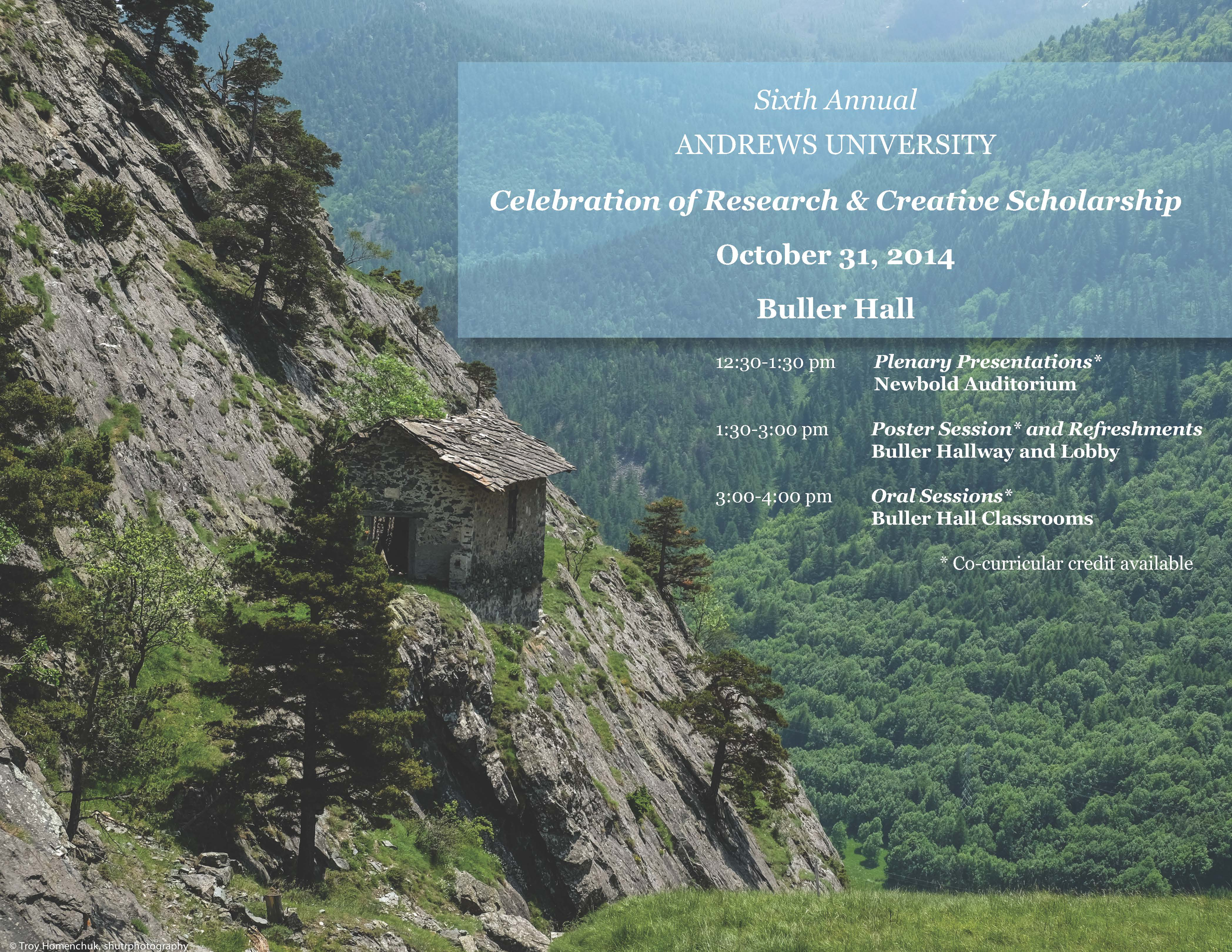 2014 Celebration of Research and Creative Scholarship
