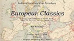 "Wind Symphony Presents ""European Classics"" by Andrews University"