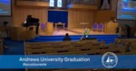 Spring Graduation 2017 - Undergraduate Baccalaureate 11:45am by Andrews University