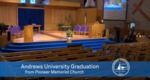 Spring Graduation 2016 - Graduate Baccalaureate by Andrews University