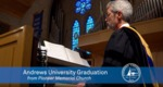 Spring Graduation 2016 - Consecration by Andrews University