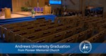 Spring Graduation 2016 - Undergraduate Baccalaureate by Andrews University