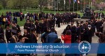 Spring Graduation 2016 - 2pm Commencement by Andrews University