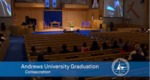 Summer Graduation 2016 - Consecration by Andrews University
