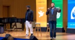 Thursday Chapel | Andrew Collins and Jameel McGee (January 19, 2017)