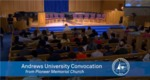 University Convocation (August 25, 2016)