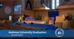 Summer 2015 Graduation Consecration