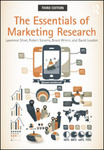 The Essentials of Marketing Research by Lawrence Silver, Robert Stevens, W. Bruce Wrenn, and David Loudon