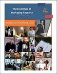 The Essentials of Marketing Research, 4th ed.