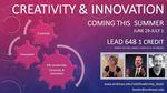 Creativity & Innovation in Leadership