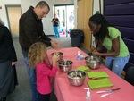 Student Club Hosts Health Fair