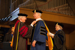 Andrews University Awards Two Honorary Doctorates