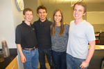 Engineering Students Place Second in Stryker Challenge
