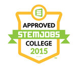 Andrews a STEM Jobs Approved University