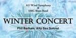 AU Wind Symphony Winter Concert