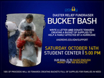 Disaster Relief Fundraiser-Bucket Bash by Andrews University
