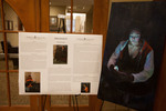 Art professor Kari Friestad's poster and and artwork