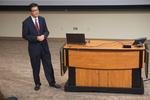 Horn Award Recipient Richard Choi Gives Plenary Presentation
