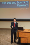 Horn Award Recipient Richard Choi Gives Plenary Presentation by P. Richard Choi