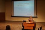 Horn Award Recipient Ann Gibson Gives Plenary Presentation