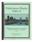 edra 38: Bibliography of Books on Display