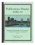 edra 38: Bibliography of Books on Display