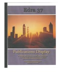 edra 37: Bibliography of Books on Display