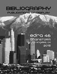 edra 46: Bibliography of Books on Display