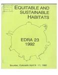 edra 23: Bibliography of Books on Display