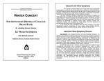 Winter Concert: Andrews University Wind Symphony & SMC Brass Band by Alan Mitchell