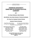 Band and Keyboard Festival Concert