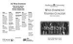 Wind Symphony Vespers Concert