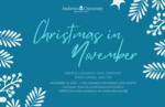 Wind Symphony Christmas Concert: Christmas in November