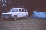 Simca Hatchback by Larry Mitchel
