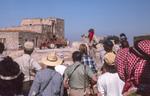 Hesban Village-Tour Of Site-Roger Borass by Larry Mitchel