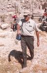 Hesban Dig Site Tour-Bastian Van Elderen by Larry Mitchel