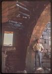 Umm El Jamal-Corbelling & Arch-Doug Clark by Larry Mitchel