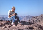 Petra-Doug Clark by Larry Mitchel