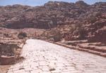 Petra-Main Street by Larry Mitchel