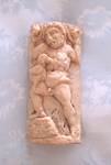 Madaba-Finds Distrib-Carved Bone-Prometheus Bound by Larry Mitchel