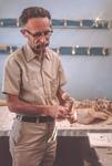 Madaba-Dr James H Stirling-Bone Specialist by Larry Mitchel