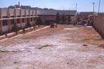 Madaba-UNWRA camp-Yard Of Girls School