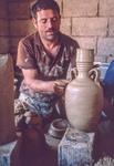 Jordan-Pottery Production Factory-Attaching Neck