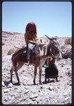 Petra-Brother Riding-Sister Walking
